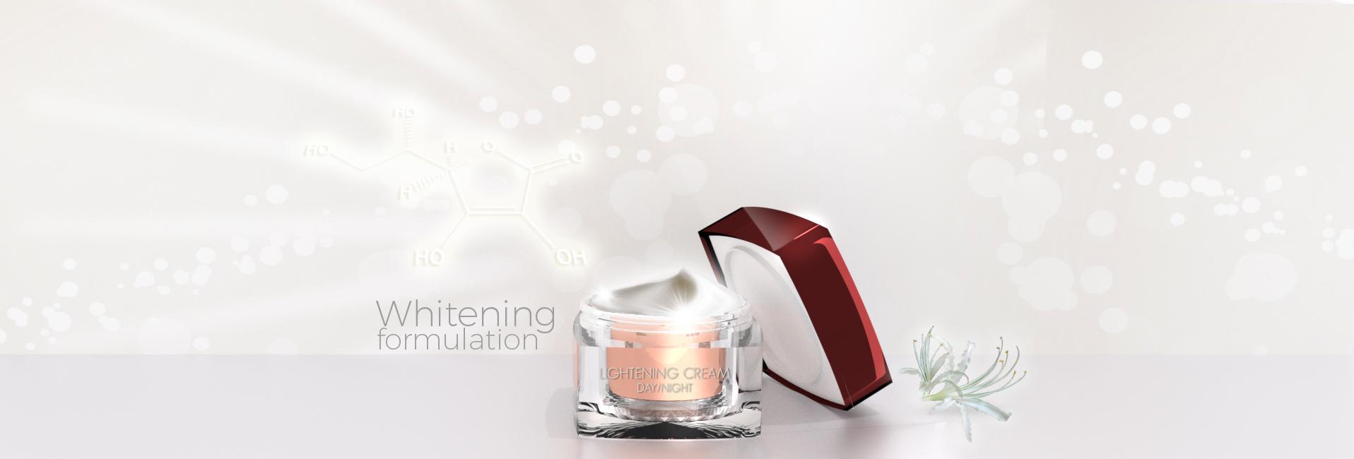 Nuaje di luna Skin Whitening formulations